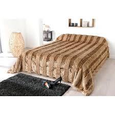 grand jeté de canapé plaid canap grande taille grand jete de canape boutis plaid ou