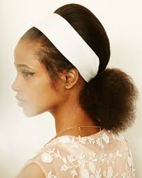thick headbands mane addicts best hair trends at fashion week 2018