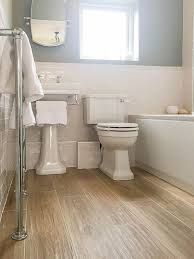 Wood Floor In Bathroom Unique Bathroom Wood Floor Tiles Also Small Home Interior Ideas