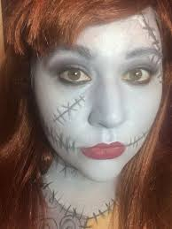 Sally Halloween Costumes 20 Sally Makeup Ideas Sally Halloween Costume