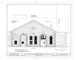 Blacksmith Shop Floor Plans by File Atlantic And Great Western Railroad Meadville Repair Shops