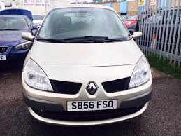 renault grand scenic 1 6 petrol manual dynamique 7 seater alloys