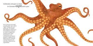 Seeking Octopus Octopuses One To Ten Jackson Robin Page 9781481431828