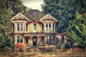 Oregon House Victorian House Photo Oregon Fairy Talefine Art Hdr