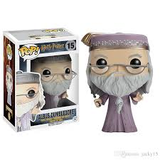 2017 funko pop movies harry potter dumbledore action figure with