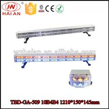led emergency light bars cheap led amber warning strobe lightbar led vehicle emergency light bars