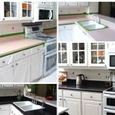 Painted Kitchen Countertops by I Painted My Kitchen Countertops Cas Countertops And Painting