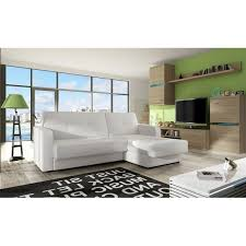 canapé d angle cuir blanc design canape angle cuir blanc achat canape angle cuir blanc pas cher