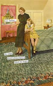 Match The Drapes January Finalists Anne Taintor