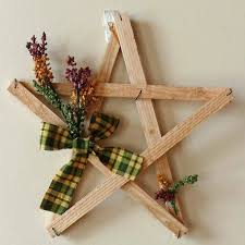 Wood Crafts For Christmas Gifts by 110 Best My Stars Images On Pinterest Primitive Crafts