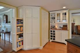 Sliding Spice Rack Cute Kitchen Sliding Wooden Spice Racks Pantry Cabinet Also