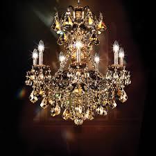New Orleans Chandeliers Schonbek Brand Swarovski Lighting