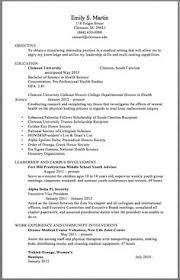 Volunteer Resume Samples by Stocker Resume Example Http Resumesdesign Com Stocker Resume