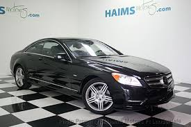 mercedes cl550 coupe 2013 used mercedes cl class 2dr coupe cl550 4matic at haims