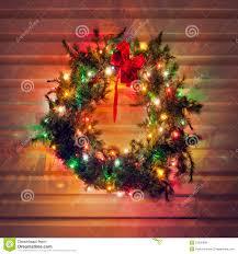 lighted wreaths lights decoration