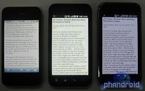 exclusive lg b android phone super slim super