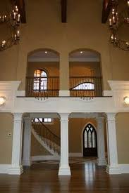 indoor columns for homes interiors columns and arches home