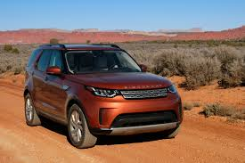 discovery land rover 2017 land rover discovery 2017 review the best 7 seat suv money can