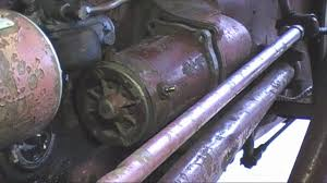 tractor starter disassembly and rebuild ford jubilee naa 2n 8n 9n