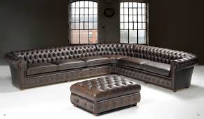Leather Sofas Chesterfield by Chesterfield Leather Sofa Pottery Barn 4776