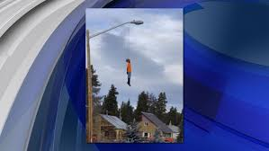 facebook halloween background hanging halloween decor removed after complaints cbs denver