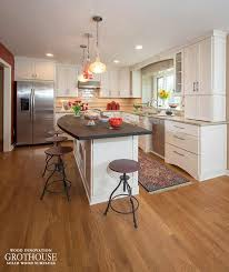 kitchen island counter 158 best kitchen islands with wood countertops images on