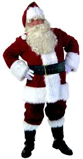 santa claus suit deluxe santa claus suit candy apple costumes see all plus