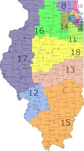 Map Of Wisconsin And Illinois by How Gerrymandering Cost Democrats The House In 2012 An