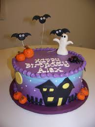 halloween 1st birthday cake cakes by rosalee and angelo s blog 2