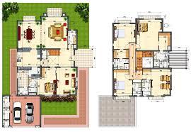 villa house plans plan for villa house villa 3 floor plan of villa house ipbworks