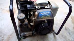 honda gc135 repair youtube