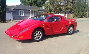 fiero kit car lamborghini top 5 kit cars for the pontiac fiero