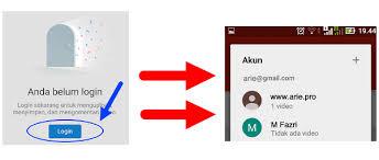 membuat akun youtube di hp 5 langkah cara membuat channel youtube sendiri di hp android mudah