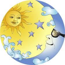 moon clipart sun and moon clipart 106128