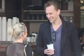 tom hiddleston pictured u0027flirting with mystery blonde u0027 days after