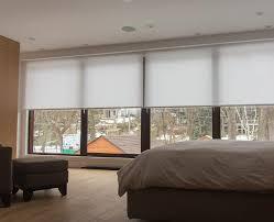 Blackout Blinds Motorized Shades Ideas Interesting Blackout Window Roller Shades Blackout