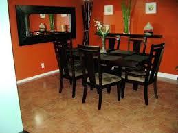 orange dining room 19 best dining room images on pinterest dining room dining rooms