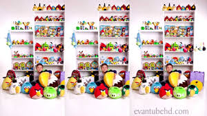 u0027s biggest angry birds fan stop motion collection