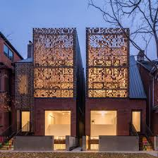 Row Home Design News by House Design And Architecture In Canada Dezeen