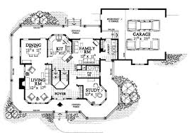 style floor plans style house plan 4 beds 2 50 baths 2174 sq ft plan 72 137