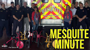 mesquite tx official website