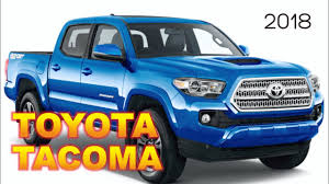 Tacoma Redesign New Power Toyota Tacoma 2018 Cool Photos And Performance View
