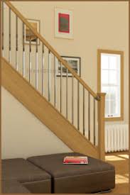 Oak Banisters And Handrails Stair Banister The Part Of Stair For Function And Decoration