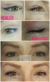 eyeliner tattoo images eyeliner photos distinctive features cosmetic tattoo beauty