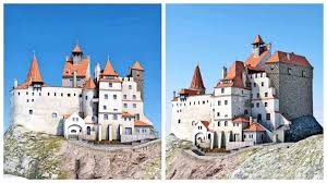 full scale 3d printed replica of dracula u0027s castle is now on