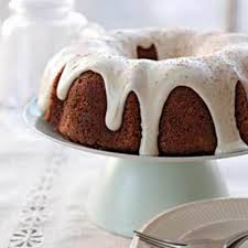 carrot pineapple bundt cake with sour cream frosting rachael ray