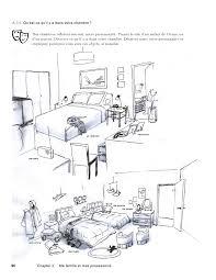 d馗rire sa chambre en anglais dessin pour décrire les objets de ta maison et les situer dans l