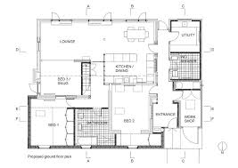 28 Cad Floor Plans Autocad House Floor Plan Professional