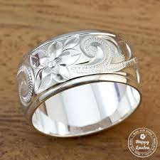 engraved sterling rings images 925 sterling silver hand engraved old english design ring with polishe jpg