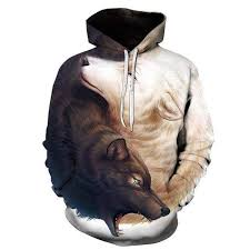 yin yang wolf hoodie imbafy